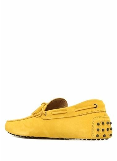 Tod's Ayakkabı Sarı